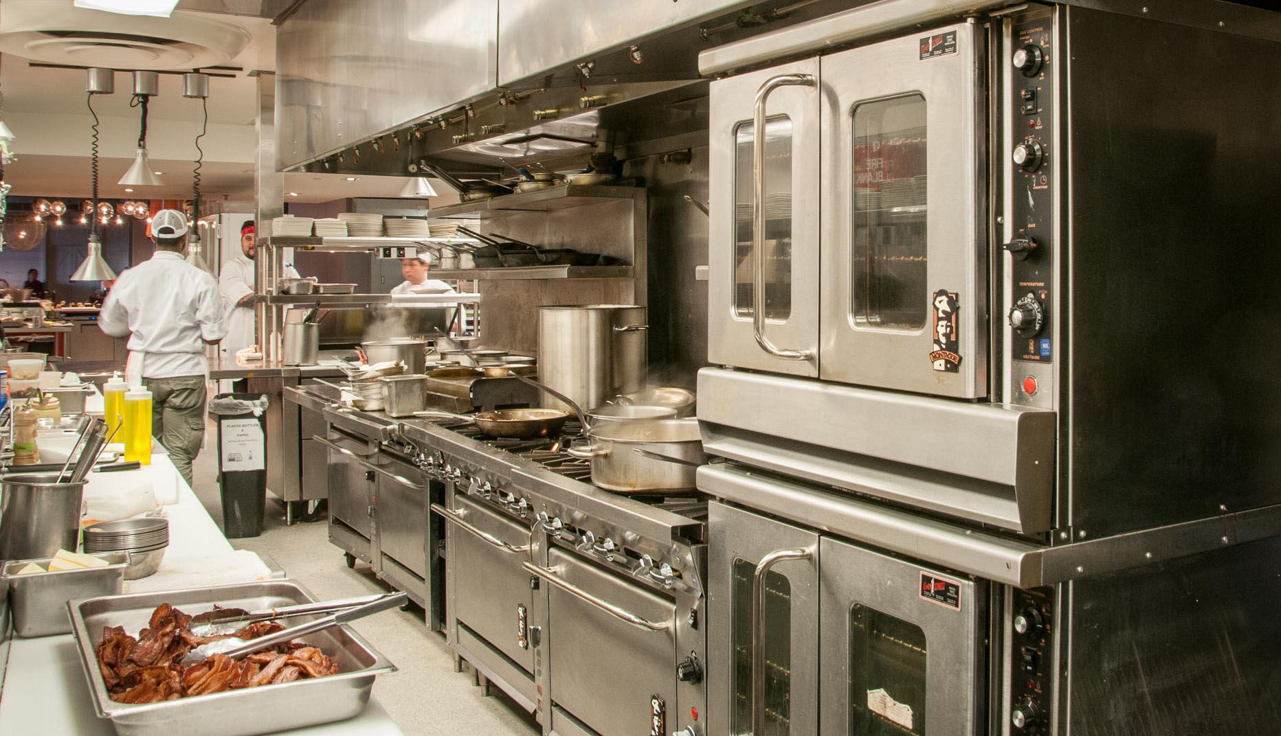 commercial kitchen design efficiencies m tucker new york ny foodservice equipment supplies 730